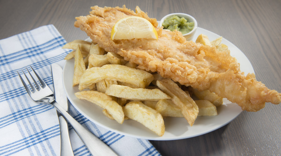 Food news from pete 39 s fish and chips for Petes fish and chips